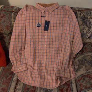 Izod men dressing shirt